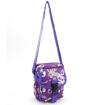 Obrázok z Taška přes rameno METRO 7580 malá - fialová - 2,4 L