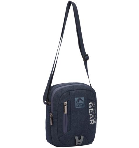 Obrázok z Taška přes rameno GEAR 9005 - tmavě modrá - 5 L