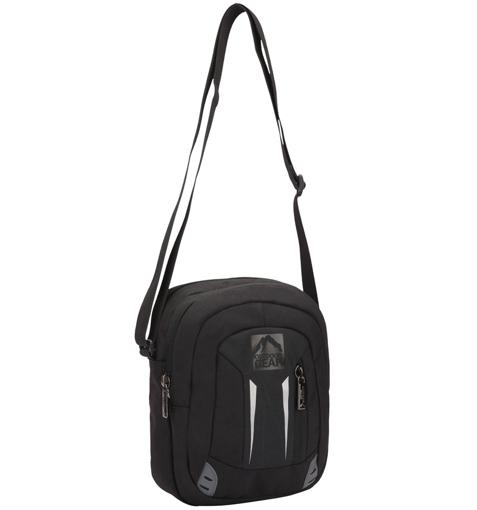 Obrázok z Taška přes rameno GEAR 9006 - černá - 5 L