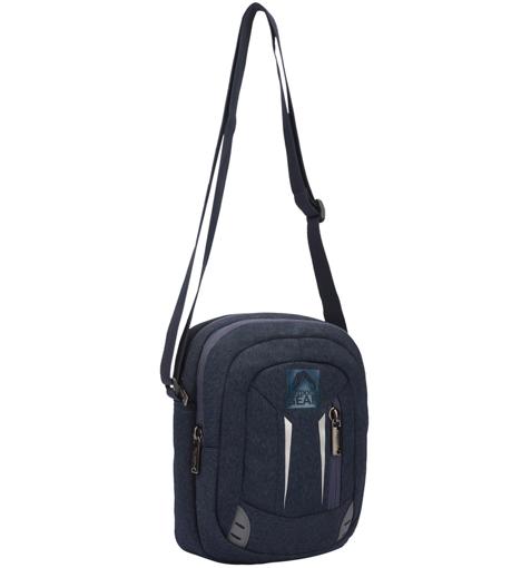 Obrázok z Taška přes rameno GEAR 9006 - tmavě modrá - 5 L