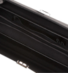 Obrázok z Aktovka REAbags 8003A - černá/nikl - 17 L