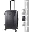Obrázok z Cestovní kufr MIA TORO M1239/3-M - černá - 66 L + 25% EXPANDER