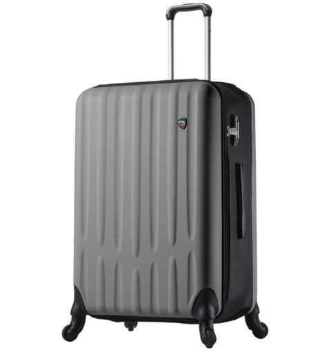 Obrázok z Cestovní kufr MIA TORO M1301/3-L - stříbrná - 109 L + 25% EXPANDER