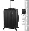 Obrázok z Cestovní kufr MIA TORO M1525/3-L - černá - 95 L + 25% EXPANDER