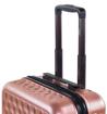 Obrázok z Cestovní kufr ROCK TR-0192/3-L ABS/PC - stříbrná - 103 L