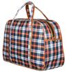 Obrázok z Cestovní taška REAbags LL37 - modrá/oranžová - 37 L