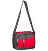 Obrázok z Taška přes rameno REAbags LL21 - šedá/červená - 4 L