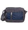 Obrázok z Taška přes rameno REAbags LL21 - šedá/tmavě modrá - 4 L