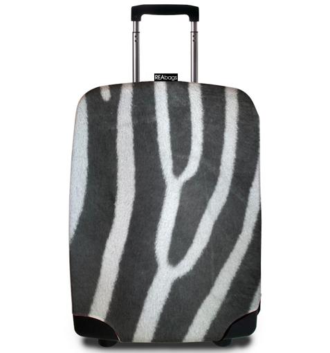 Obrázok z Obal na kufr REAbags® 9015 Zebra