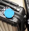 Obrázok z Jmenovka na kufr Addatag - Bricks blue
