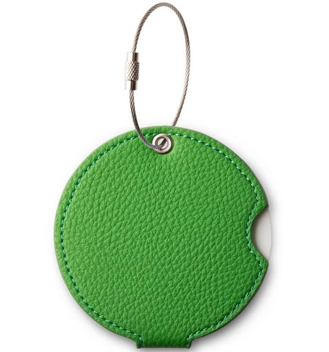 Obrázok z Jmenovka na kufr Addatag PU - Basil green