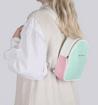 Obrázok z Batoh SUITSUIT® BF-33020 mini Fabulous Fifties Mint & Pink - 3 L