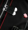 Obrázok z Cestovní taška KRIMCODE Business Attire 19 - černá - 32,9 LITRŮ