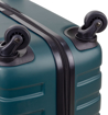 Obrázok z Cestovní kufr ROCK TR-0169/3-L ABS - černá - 86 L