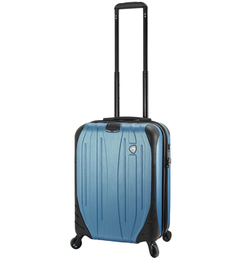 Obrázok z Kabinové zavazadlo MIA TORO M1525/3-S - modrá - 37 L + 25% EXPANDER