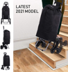 Obrázok z Nákupní taška na kolečkách HOPPA ST-501 - černá - 48 L