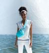 Obrázok z Taška SUITSUIT® Natura Aqua Crossbody - 2,5 L