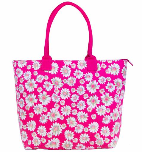 Obrázok z Dámská taška JAZZI 3151 - růžová - 31 L